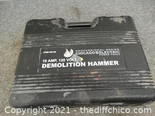 Demolition  Hammer Works