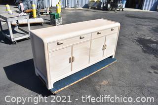 American Drew 2 Drawer Sideboard