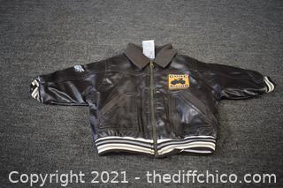 Gone Riding Jacket - size 12m