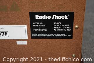 Working Radio