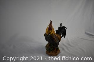 Rooster Figure