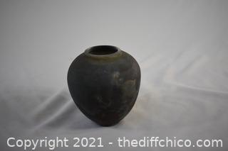 Ruka Ware Pottery Vase