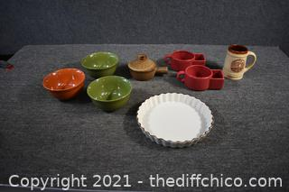 Ceramic Lot