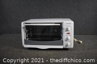 Working New Euro Pro Toaster Oven