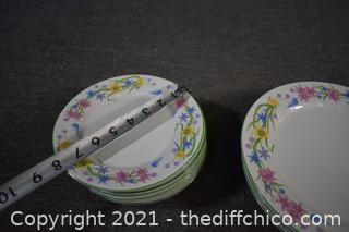 22 Replacement Dishes