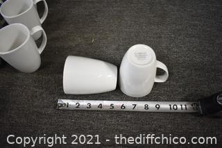 12 Corelle Coffee Mugs