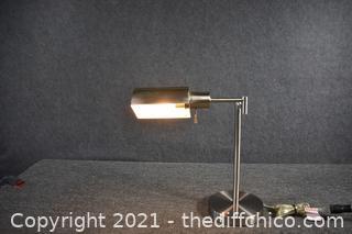 Working Desk Lamp