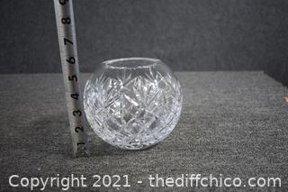 Crystal Bowl/Vase