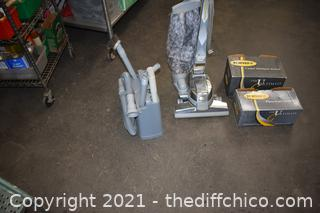 Working Kirby Floor Care System