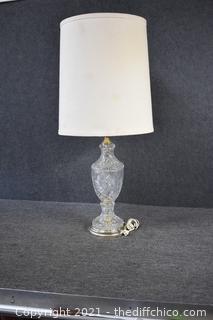 Lamp w/shade