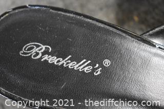 Breckelle's Heels size 9