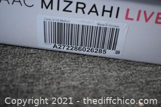 NIB Mizrahi Live Shoes - size 8.5
