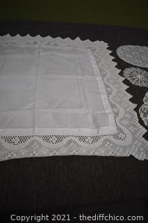 Lot of Linens