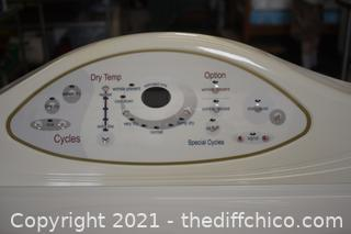 Working Maytag Neptune Gas Dryer
