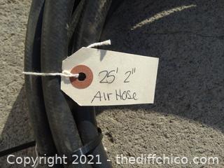 """25' 2""""---------------3/8""""  Air Hose"""