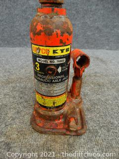 3 Ton Professional Hydraulic Jack