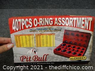 Pit Bull O Rings