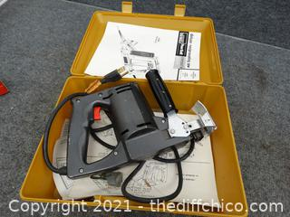 Power Kraft  115 Volts  10 amp Reciprocating Saw  works