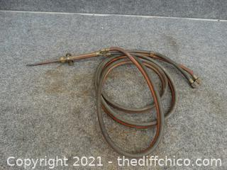 Victor Cutting Torch With Hose