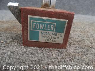 Fowler Pression Tool