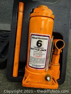 Allied Hydraulic 6 Ton Capacity Jack