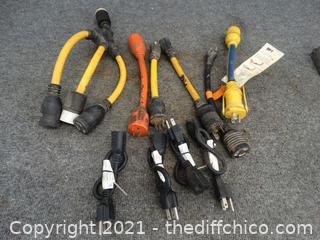 Plug Adapter Cords