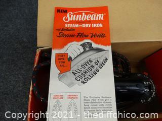 Vintage Sunbeam Iron Wks