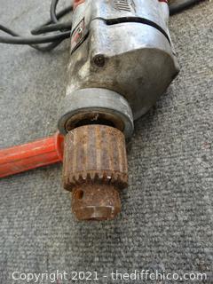 Milwaukee Electric Drill wKS