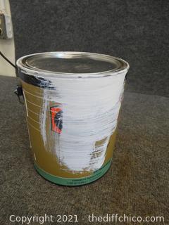 1/2 Full Gallon Paint