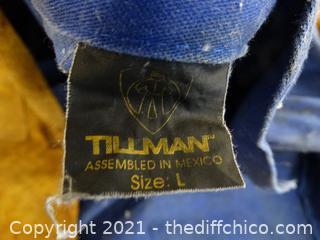 Tillman Welding Jacket