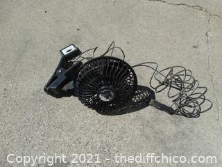 Mini Personal Fan For Car
