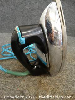 GE Dry Iron