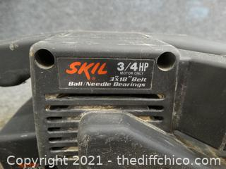 3/4 HP Skil Sander
