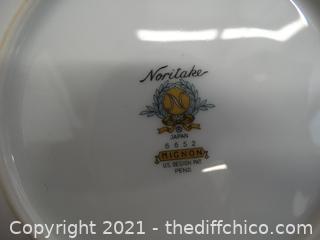 Noritake  China Small Plates