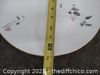 Rosen Thal Germany Platter