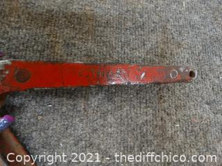 Campbell Chain CL 316 Tool & Other Tool