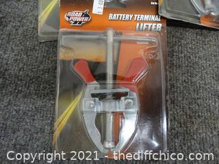 Battery Terminal Lifters