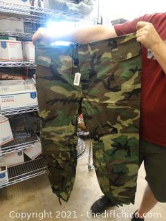 XL Military Pants