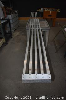 Scaffolding Plank