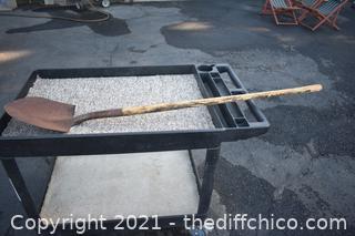 58in long Shovel