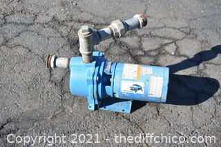 220 Electric Pump