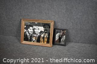 Framed Picture Mirrors