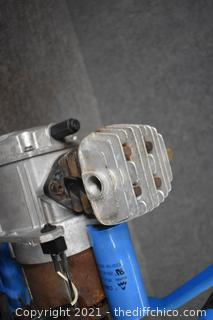 Working Compressor