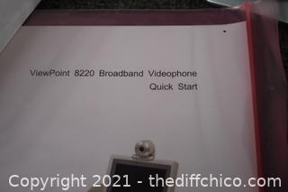 ViewPoint 8220 Video Phone System