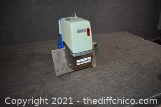 Interlake Sweden Type A101E Electric Stapler