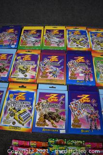 Mega Cards and More