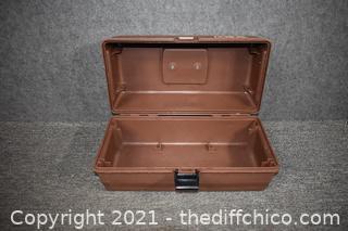 Tool Box - 16 1/2in x 8 1/2in x 7 3/4in