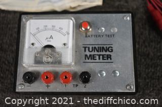 Tuning Meter