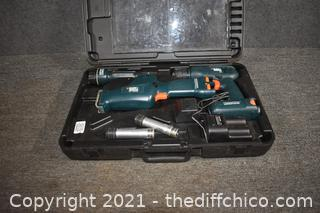 Black and Decker Tools w/3 batteries and charger