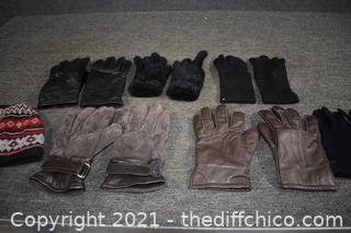 Lot of Gloves and More